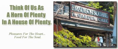 Madison Square & Garden Café