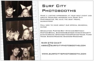 Surf City Photobooths