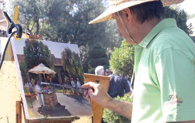 Plein Air Painting Invitational