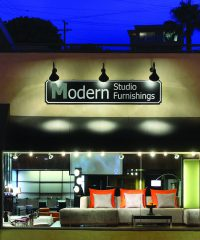Modern Studio Furnishings