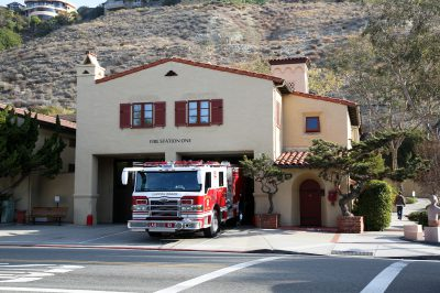 Fire Station Down Town