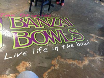 Banzai Bowls