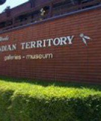 Len Wood's Indian Territory Gallery