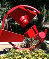 Jon Seeman-Sculpture