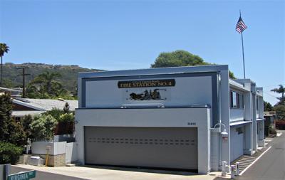 Fire Station South Laguna