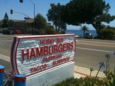 Husky Boy Burgers