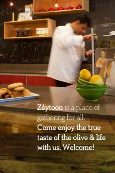Zéytoon Cafe